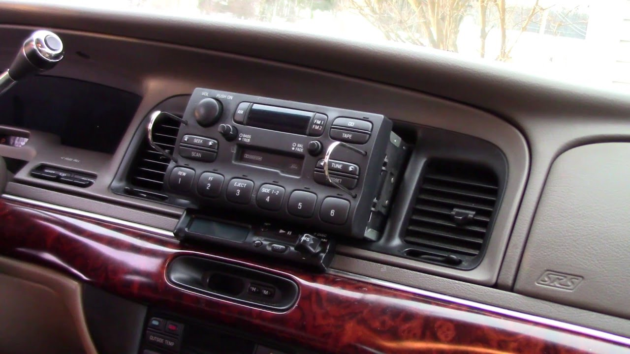 Stereo Removal And Bluetooth Amplifier Install Youtube