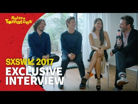 Edgar Wright and Cast Discuss 'Baby Driver' - Exclusive SXSW Interview (2017)