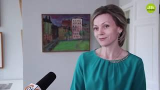Смотреть видео Шушары. Экскурсия в музей современного искусства онлайн