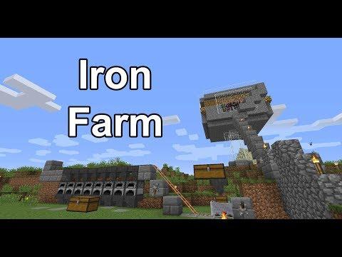 IRON FARM! and Automatic Smelting - Sloppy Plays Minecraft (3)