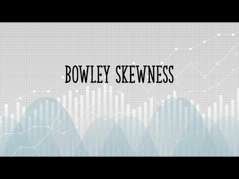 Bowley Skewness Worked Example