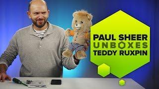 """Paul Scheer unboxes his """"elusive childhood toy'"""