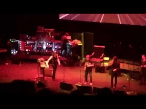 Suicide Live. Alan Vega, Martin Rev, Henry Rollins. Barbican, London, 2015.