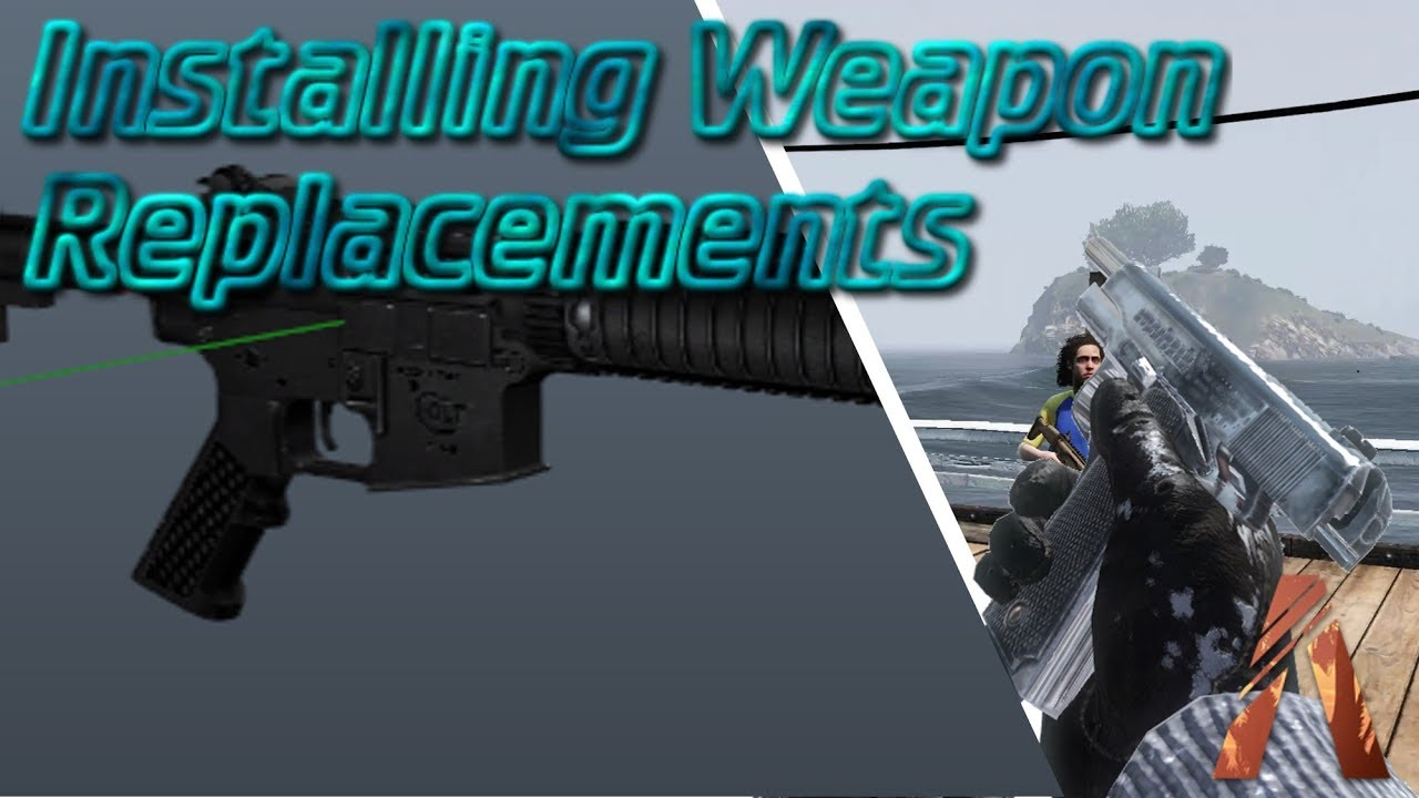 FiveM/ Weapon Replacements