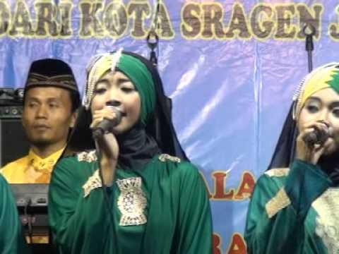 KANGEN  -  WALI SONGO  Group Rebana Sragen - KH MA'RUF ISLAMUDIN