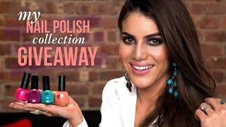My Nail Polish Giveaway!! Thumbnail