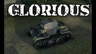 World of Tanks - Panzer II Ausf. J - Glorious!