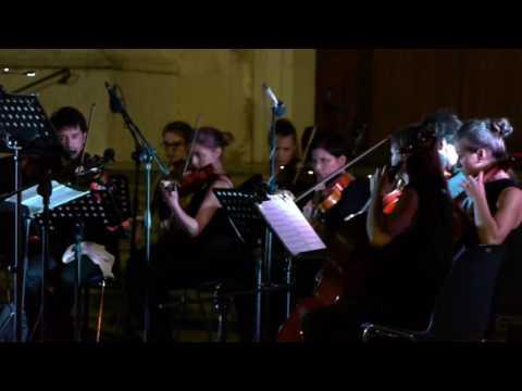 INCANT' ARTE - orchestra d'archi : CONSERVATORIO STEFFANI DI CASTELFRANCO