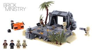 LEGO 75171 Star Wars ● Battle on Scarif thumbnail