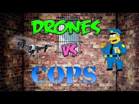 Drones vs COPS # 1 Part 1