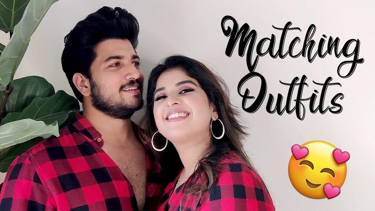 Matching Outfits - Meesho Haul - Aparna Thomas