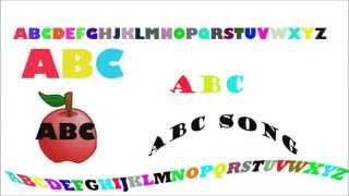 Alphabet song - ABC's SONG- ABC nursery rhymes- song for children