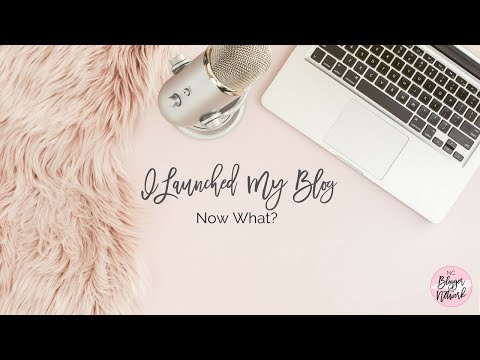Blogging411: I Started a Blog! Now what?!