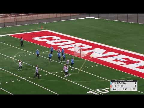 Highlights: Cornell WLAX vs Columbia - 3/10/18
