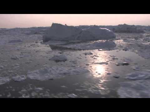 "Greenland, Europe ""Ilulissat Icefjord"" travel destination video"