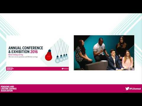 Saving more - the conference challenge round II: Plenary 12 at PLSA Annual Conference 2016