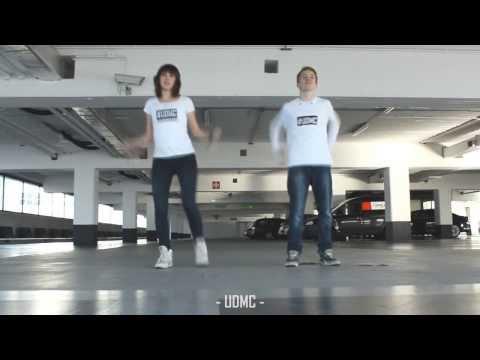 Thrift Shop Dubstep Remix (Macklemore) - Dance Cover By UDMC
