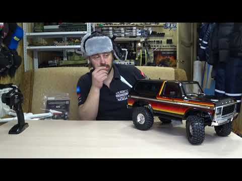 Самый лучший копийный лексановый кузов для трофийки.TRAXXAS TRX- Ford Bronco XLT Ranger / WD