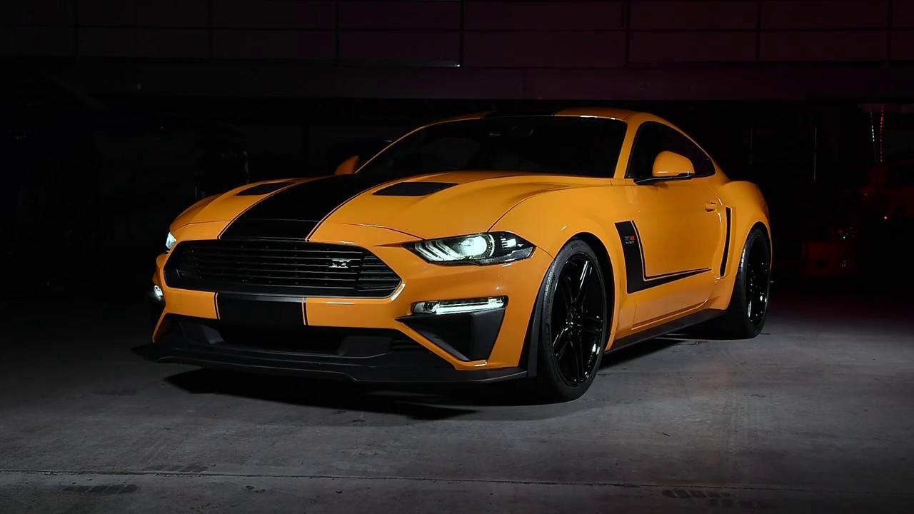 Australia's Roush Mustang Youtube 2 Teaser 2018 Video Jackhammer rqtv05wq