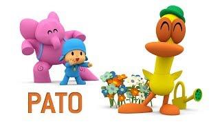 Покойо на русском - Сборник мультиков про утенка Пато - Новые серии! Мультфильмы для детей