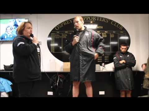 2016 01 OSC interview Alun-Wyn Jones and Justin Tipuric