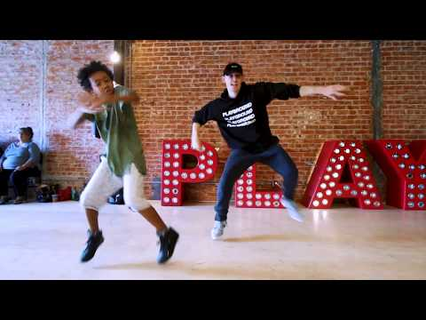 Hot in Herre  Nelly  Charlie Bartley Choreography