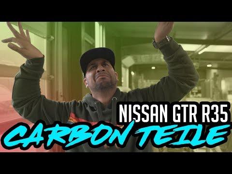 JP Performance – Nissan GTR R35 Carbon Teile!
