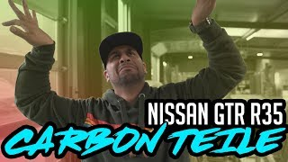 JP Performance - Nissan GTR R35 Carbon Teile!