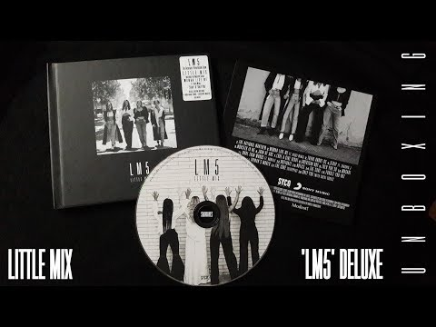 Little Mix 'LM5 (Deluxe)' Unboxing