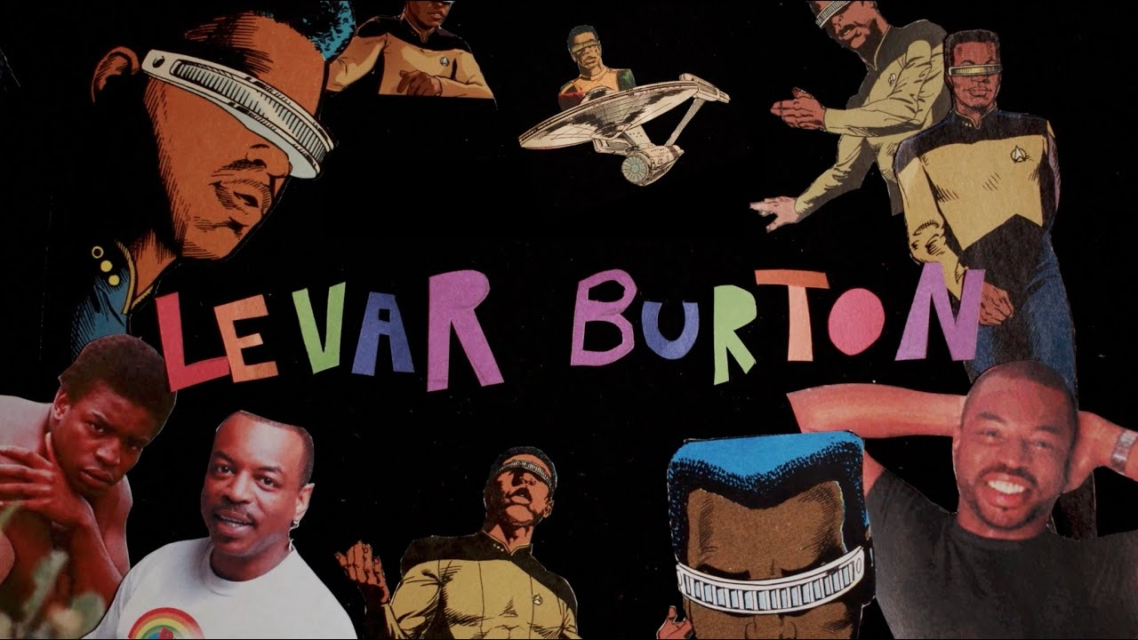 Download LeVar Burton by Pierce Freelon