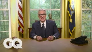 Meet the Newest Member of GQ: Keith Olbermann | GQ