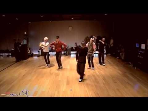 Big Bang - Bad Boy mirrored Dance Practice