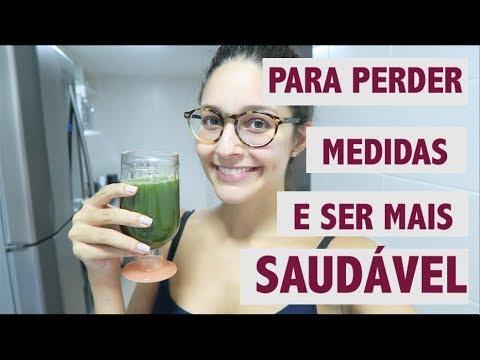 SUCO VERDE POWER + COMPRAS DA FEIRA