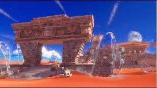 A cold desert? | Super Mario Odyssey #3