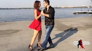Kizomba in Dnepr (Dnepropetrovsk) - Kiz2gether - Tema&Marina