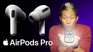 Apple AirPods Pro: Everything you need to know + Reactions!
