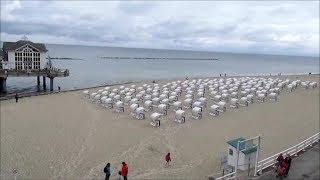 Отпуск в Германии. Балтийское море. Курорт Sellin.