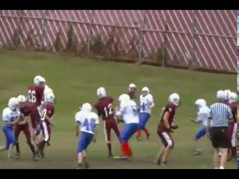 Williamson Middle School Football Video 7