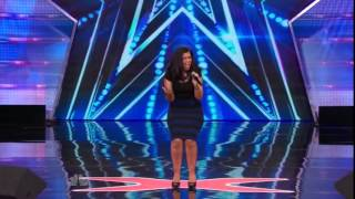 America's Got Talent 2014 - Auditions - Kelli Glover
