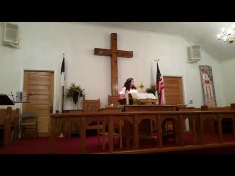 Sarah Cox's testimony
