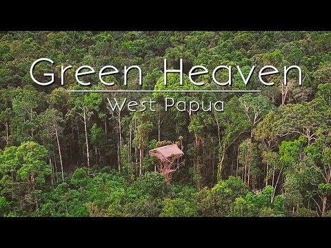 Green Heaven - West Papua trip to Dani and Korowai