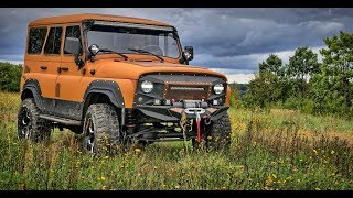 UAZ HUNTER  METALPASJI