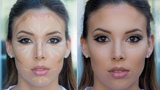 How to: Contour and Highlight (Drugstore+High End)