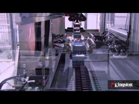 Kingston - Manufacturing Tour