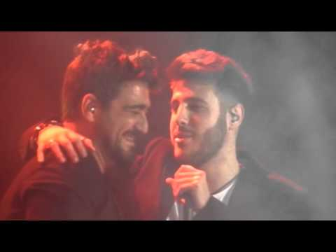 Aqui Estoy Yo Con A.Orozco-Antonio José (27-1-16 Madrid)