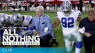 All or Nothing: The Dallas Cowboys - Clip: National Anthem | Prime Video