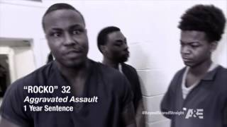 Teen Brings Knife On Jail Tour  Gets Pressed By Gang Bangers On Beyond Scared Straight  New Video