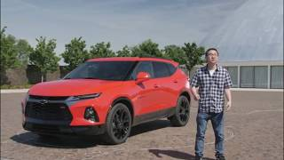 2019 Chevrolet Blazer: What You Need to Know