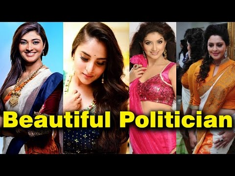 9 Sexiest Female Politicians in India You Won't Belive