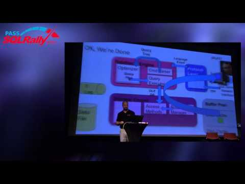 Kevin Kline - SQL Server Internals and architecture
